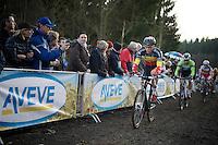 Sven Nys (BEL/Crelan-AAdrinks)<br /> <br /> Superprestige Francorchamps 2014