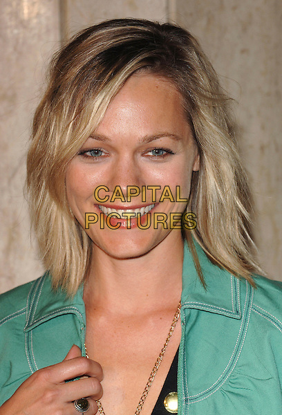 """CRYSTAL ALLEN.At the premiere of """"Brokeback Mountain"""" at the Mann National Theatre, Westwood, California, USA..November 29th, 2005.Ref: MOO.headshot portrait.www.capitalpictures.com.sales@capitalpictures.com.©Capital Pictures."""