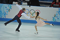OLYMPICS: SOCHI: Iceberg Skating Palace, 17-02-2014, Figure Skating, ©foto Martin de Jong