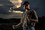 Caleb Johnson Baseball portraits, Monday Aug. 15, 2016  in Lexington, Ky. Photo by Mark Mahan
