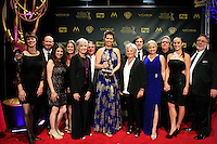 BURBANK - APR 26: Drama Series Directing Team, The Bold and the Beautiful at the 42nd Daytime Emmy Awards Gala at Warner Bros. Studio on April 26, 2015 in Burbank, California
