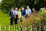 Board of Directors of Abbeyfeale Town Park.<br /> L-R John O' Sullivan, James Harnett, Celine McNally, Geraldine O' Brien &amp; Jim O' Shea.