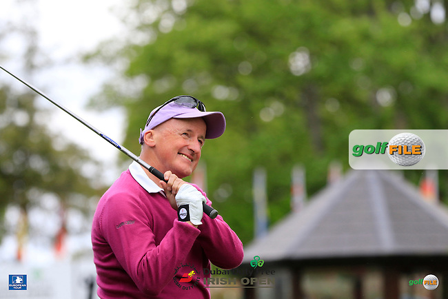 during the preview to the Dubai Duty Free Irish Open, The K Club, Straffan, Co. Kildare<br /> Picture: Golffile | Eoin Clarke<br /> <br /> <br /> All photo usage must carry mandatory copyright credit (&copy; Golffile | Eoin Clarke)