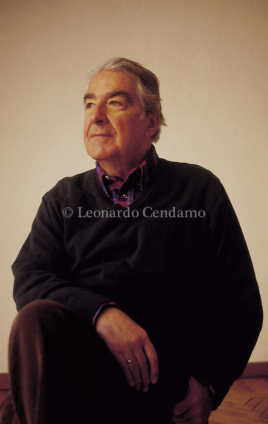 1995: ALVARO MUTIS © Leonardo Cendamo