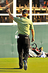 30 August 2009: Heath Slocum after winning The Barclays PGA Playoffs at Liberty National Golf Course in Jersey City, New Jersey.