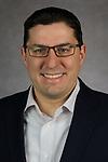 Steven Engelhardt, Part Time Faculty, School of Computing, College of Computing and Digital Media, DePaul University, is pictured Feb. 27, 2018. (DePaul University/Jeff Carrion)