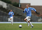 Carolina's Scott Campbell on Sunday, November 27th, 2005 at Fetzer Field in Chapel Hill, North Carolina. The University of North Carolina Tarheels defeated the University of Virginia Cavaliers 2-1 in a NCAA Men's Soccer Tournament Round of 16 game.
