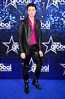 James Bay arriving for the Global Awards 2018 at the Apollo Hammersmith, London, UK. <br /> 01 March  2018<br /> Picture: Steve Vas/Featureflash/SilverHub 0208 004 5359 sales@silverhubmedia.com