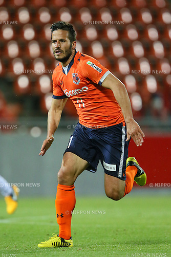 Zlatan Ljubijankic (Ardija), .APRIL 10, 2013 - Football /Soccer : .2013 J.LEAGUE Yamazaki Nabisco Cup .between Omiya Ardija 1-3 Ventforet Kofu .at NACK5 Stadium Omiya, Saitama, Japan. .(Photo by YUTAKA/AFLO SPORT)