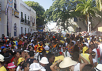 OLINDA-PE - 07.02.2016 - CARNAVAL-PE- Foliões se divertem nas ladeiras de Olinda, neste domingo, 07.(Foto: Jean Nunes/Brazil Photo Press)
