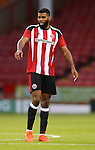 Ethan Ebanks-Landell of Sheffield Utd during the U23 Professional Development League match at Bramall Lane Stadium, Sheffield. Picture date: September 6th, 2016. Pic Simon Bellis/Sportimage