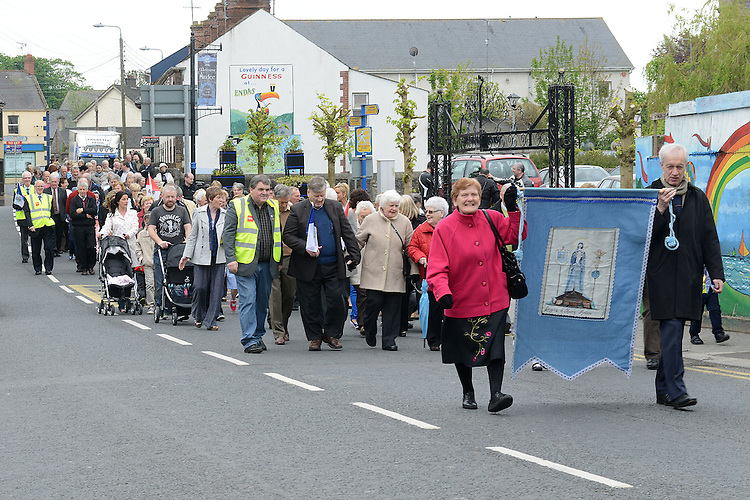 May procession in Ardee. Photo:Colin Bell/pressphotos.ie