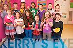 Summer fun at Maine Valley Family Resource Centre Camp last Friday.<br />Front L-R Katie Keelan, Elva Clendennen, Grace and Kerry Lynch, Ellen Sugrue and Alice Casey. <br />Back L-R Emma Casey, Cian McCarthy, Ella Doyle, Ciara Dean Hughes, Alazne Sertutza, Daniel Murray and Tara Ryan.