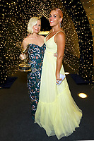 """ABC, DISNEY TV STUDIOS, FX, HULU, & NATIONAL GEOGRAPHIC 2019 EMMY AWARDS NOMINEE PARTY: Michelle Williams and Busy Philipps attend the """"ABC, Disney TV Studios, FX, Hulu & National Geographic 2019 Emmy Awards Nominee Party"""" at Otium on September 22, 2019 in Los Angeles, California. (Photo by PictureGroup/Walt Disney Television)"""