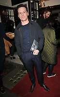 Andrew Scott at the &quot;Betrayal&quot; play press night, The Harold Pinter Theatre, Panton Street, London, England, UK, on Wednesday 13th March 2019.<br /> CAP/CAN<br /> &copy;CAN/Capital Pictures