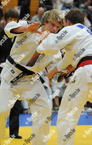 2010-10-23 / Judo / Vlaams Kampioenschap Herentals / Joep Cambier..Foto: Mpics