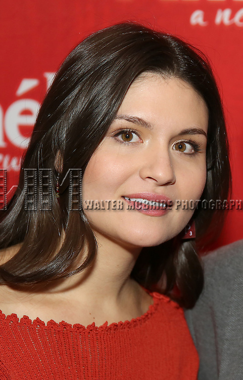 "Phillipa Soo attends the ""Amelie"" Broadway Musical Sneak Peek Concert at the Cutting Room on February 10, 2017 in New York City."