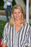 Alison Sweeney at the world premiere of Disney's &quot;Christopher Robin&quot; at Walt Disney Studios, Burbank, USA 30 July 2018<br /> Picture: Paul Smith/Featureflash/SilverHub 0208 004 5359 sales@silverhubmedia.com