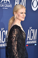 LAS VEGAS, CA - APRIL 07: Nicole Kidman attends the 54th Academy Of Country Music Awards at MGM Grand Hotel &amp; Casino on April 07, 2019 in Las Vegas, Nevada.LAS VEGAS, CA - APRIL 07: Kimberly Schlapman of Little Big Town attends the 54th Academy Of Country Music Awards at MGM Grand Hotel &amp; Casino on April 07, 2019 in Las Vegas, Nevada.<br /> CAP/ROT/TM<br /> &copy;TM/ROT/Capital Pictures