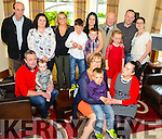 Anne Sheehan, Kenmare who celebrated her 60th birthday in the Brook Lane hotel, Kenmare with her family and friends on Sunday.