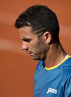 France, Paris, 04.06.2014. Tennis, French Open, Roland Garros, Jean-Julien Rojer (NED)<br /> Photo:Tennisimages/Henk Koster