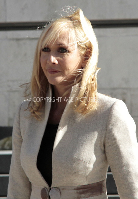 WWW.ACEPIXS.COM....US Sales Only....Tanya Briers at the memorial service for Vidal Sassoon at St Pauls Cathedral on October 12 2012  in London ....By Line: Famous/ACE Pictures......ACE Pictures, Inc...tel: 646 769 0430..Email: info@acepixs.com..www.acepixs.com