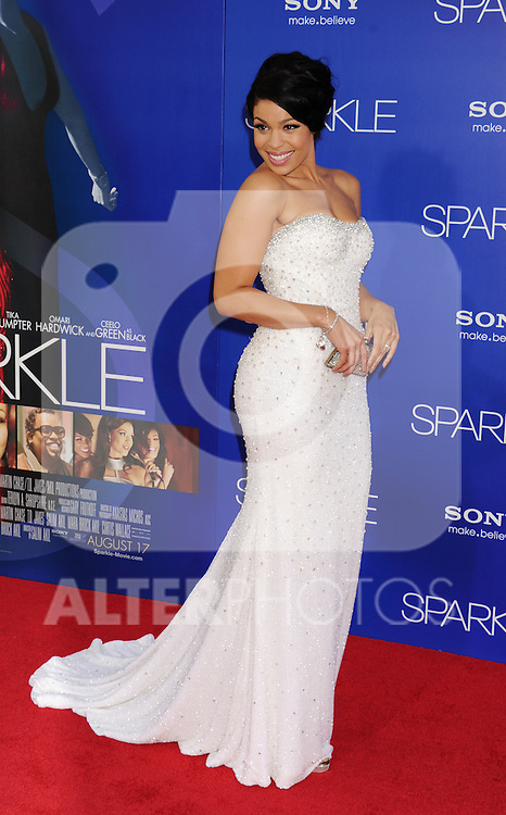 HOLLYWOOD, CA - AUGUST 16: Jordin Sparks arrives for the Los Angeles premiere of 'Sparkle' at Grauman's Chinese Theatre on August 16, 2012 in Hollywood, California. /NOrtePHOTO.COM.... **CREDITO*OBLIGATORIO** *No*Venta*A*Terceros*..*No*Sale*So*third* ***No*Se*Permite*Hacer Archivo***No*Sale*So*third*