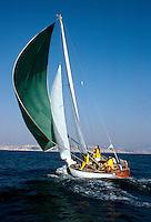 Semaine de Marseille 1976, Windrush II