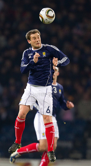 Kevin Thomson, Scotland