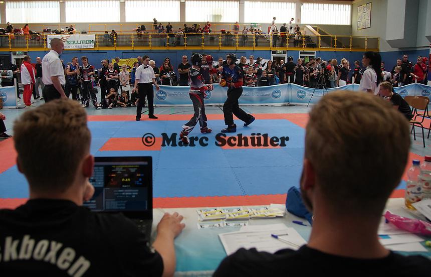 - Gräfenhausen 21.09.2019: Kick-Box Meisterschaft bei der SKG Gräfenhausen