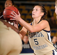 FIU Women's Basketball v. Louisiana-Monroe (1/19/08)
