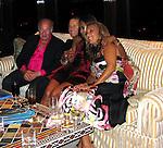 Denise & Marc Rich in St Tropez 07/24/2008