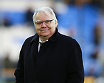 Bill Kenwright chairman of Everton during the premier league match at the Goodison Park Stadium, Liverpool. Picture date 2nd December 2017. Picture credit should read: Simon Bellis/Sportimage