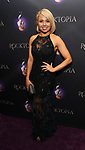 """Chloe Lowery attends the Broadway Opening Night Performance After Party of  """"Rocktopia"""" at The Hard Rock Cafe on March 27, 2018 in New York City."""