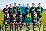 Fenit Samphires at the Greyhound Bar KO Cup 1st Round match against Asdee Rovers  in Fenit on Sunday