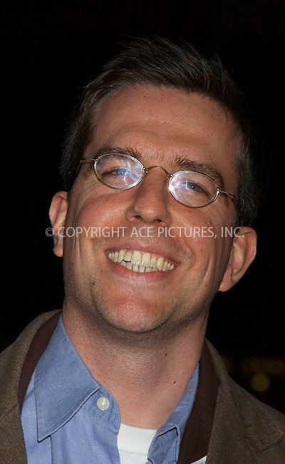 WWW.ACEPIXS.COM . . . . . ....NEW YORK, APRIL 28, 2006....Ed Helms arriving for Tropfest at the Tribeca Film Festival at the North Cove and World Financial Center. ....Please byline: KRISTIN CALLAHAN - ACEPIXS.COM.. . . . . . ..Ace Pictures, Inc:  ..(212) 243-8787 or (646) 679 0430..e-mail: picturedesk@acepixs.com..web: http://www.acepixs.com