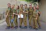 Israeli Female Soldiers