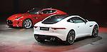 Jaguar F-TYPE Debut held at Raleigh Studios Playa Vista Los Angeles, Ca. November 19, 2013