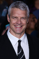 """WESTWOOD, LOS ANGELES, CA, USA - MARCH 18: Neil Burger at the World Premiere Of Summit Entertainment's """"Divergent"""" held at the Regency Bruin Theatre on March 18, 2014 in Westwood, Los Angeles, California, United States. (Photo by David Acosta/Celebrity Monitor)"""