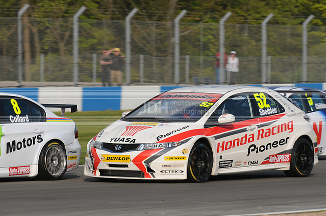 Gordon Shedden - Honda Racing Team Honda Civic