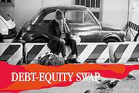 le parole della finanza.Debt-equity swap, debito contro quote di capitale,