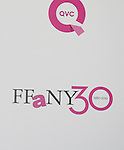 "Poster at QVC presents ""FFANY SHOES ON SALE"" at Frederick P. Rose Hall, Home of Jazz at Lincoln Center on October 13, 2010 in New York City, New York. (Photo By Sue Coflin/Max Photos)"