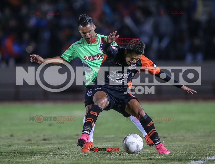 Acciones, durante el partido de futbol soccer entre Alebrijes de Oaxaca vs Cimarrones . Jornada 1 del torneo Clausura de la Liga Ascenso MX . <br /> Estadio Heroes de Nacozari  a 8 de enero 2016. **Foto: NortePhoto<br /> ***CreditoObligatorio*