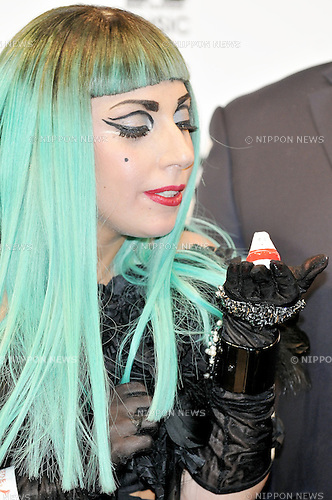 Lady Gaga, Jun 23, 2011 : Lady Gaga, Tokyo, Japan, June 23, 2011 :Singer Lady Gaga attends a press conference in Tokyo, Japan, on June 23, 2011.