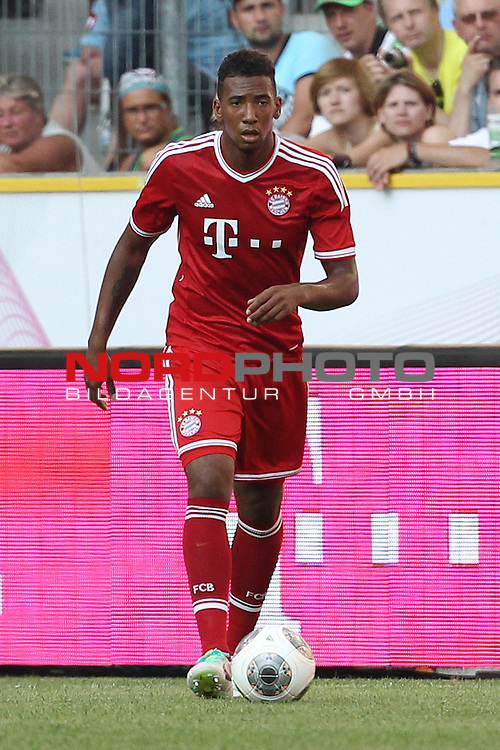 21.07.2013, Borussia Park, Moenchengladbach, GER, Telekom Cup 2013, Borussia M&ouml;nchengladbach vs FC Bayern M&uuml;nchen, im Bild<br /> Jerome Boateng (Muenchen #17)<br /> <br /> Foto &copy; nph / Mueller