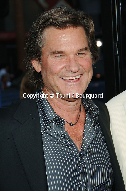 Kurt Russell arriving at the POSEIDON Premiere at the Chinese Theatre in Los Angeles. May 10, 2006.