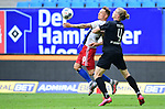 v.l. Sonny Kittel (HSV), Jesper Verlaat<br />Hamburg, 28.06.2020, Fussball 2. Bundesliga, Hamburger SV - SV Sandhausen<br />Foto: Tim Groothuis/Witters/Pool//via nordphoto<br /> DFL REGULATIONS PROHIBIT ANY USE OF PHOTOGRAPHS AS IMAGE SEQUENCES AND OR QUASI VIDEO<br />EDITORIAL USE ONLY<br />NATIONAL AND INTERNATIONAL NEWS AGENCIES OUT