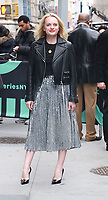 NEW YORK, NY - April.12: Elisabeth Moss at Build Series in New York City on April 12, 2019 <br /> CAP/MPI/RW<br /> &copy;RW/MPI/Capital Pictures