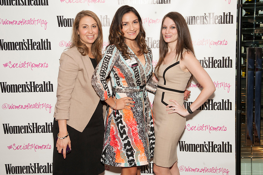Images from the Women's Health SocialMoments Beauty Awards 2014 at 2E in the Andaz Hotel on Thursday, May 29, 2014. (Photos by Soul Brother and John Ricard for Women's Health)