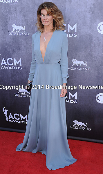 Pictured: Faith Hill<br /> Mandatory Credit &copy; Ann Porter/Broadimage<br /> Tha 49th Academy of Country Music Awards <br /> <br /> 4/6/14, Las Vegas, California, United States of America<br /> <br /> Broadimage Newswire<br /> Los Angeles 1+  (310) 301-1027<br /> New York      1+  (646) 827-9134<br /> sales@broadimage.com<br /> http://www.broadimage.com